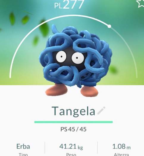 Tangela Images